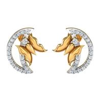 Nettie Diamond Earrings