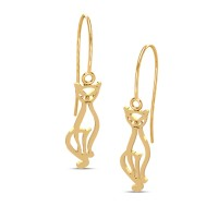 Nylah Gold Earrings