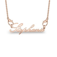 Stephanie Rose Gold Pendant