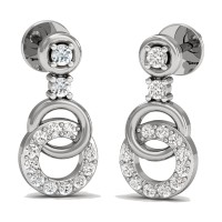 Winnifred Diamond Earrings